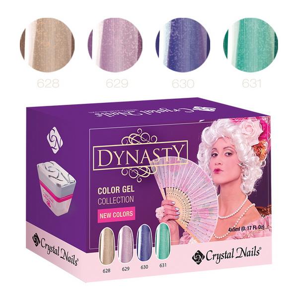 Dynasty gelové nehty