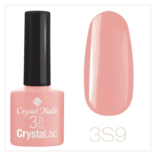 Barva gel lak 3S9 Crystal