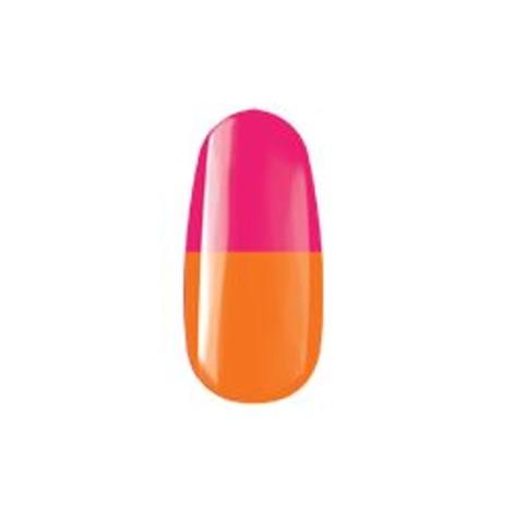 Barva nehtu Glowy Pink Crystal Nails