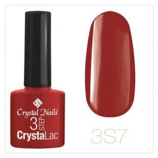 Barva gel lak 3S7 Crystal