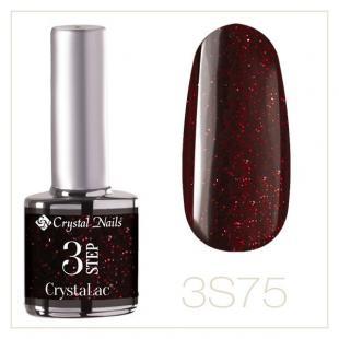 Barva gel lak 3S75 Crystal