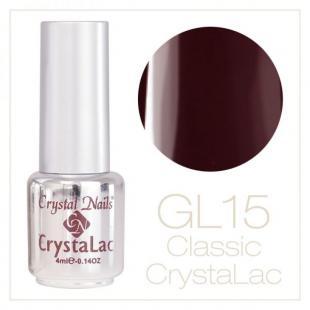 Barva gel lak GL15 Crystal