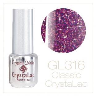 Barva gel lak GL316 Crystal