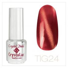 Barva gel lak Tiger Eye 24 Crystal